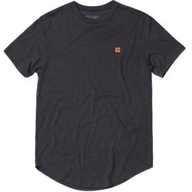 tentree Long T-Shirt Men Meteorite Black